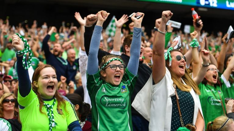 Details on All-Ireland champions' homecoming in Limerick revealed