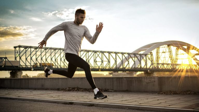 Sprinting burns 40% more fat than other forms of cardio, study finds