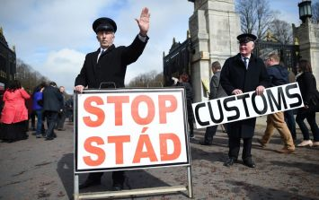 'Stop and search zones' along mile-wide border in Northern Ireland proposed by Bill in Westminster