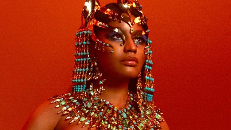One of the lyrics on Nicki Minaj's new album has everyone Google-ing it to find out what it means