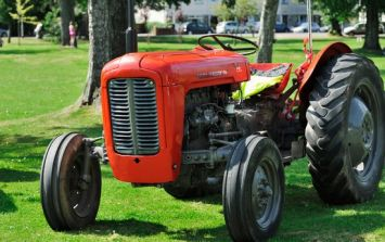 Police appeal for information following theft of 12 vintage tractors in County Down