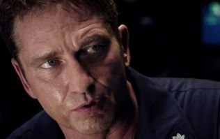 Gerard Butler's new action movie might be the most poorly-timed film ever to be released