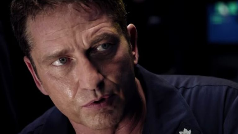 Gerard Butler's new action movie might be the most poorly