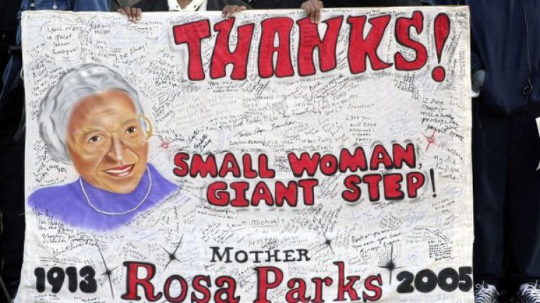 Renua Ireland cause controversy with tweets about civil rights icon Rosa Parks