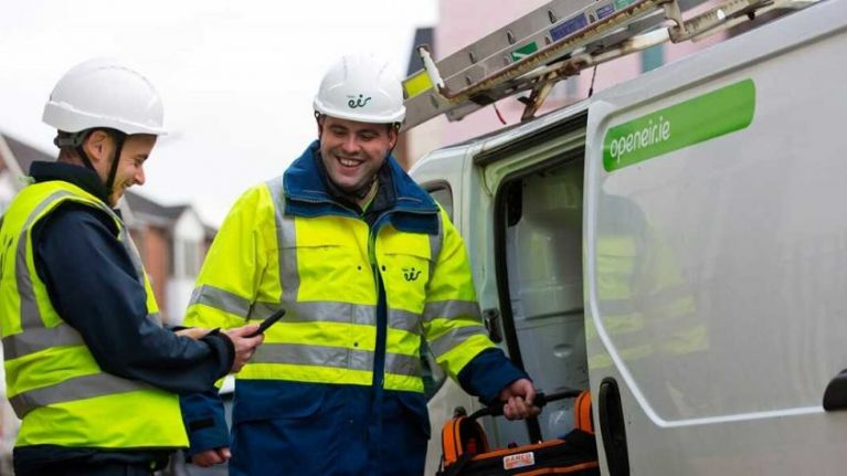 Eir is hiring new apprentices in Ireland for the 'largest broadband rollout programme in Europe'
