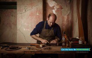 Bushmills Irish Whiskey collaborates with master craftsman to host workshop
