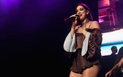 PIC: Crowd shot from Dua Lipa's performance at Sziget will blow you away