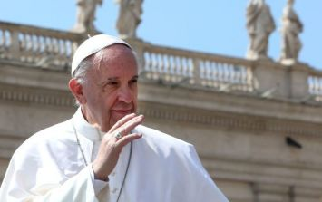 Here's the full list of RTÉ TV coverage of this weekend's Papal Visit