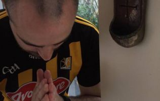 PIC: This 'holy haircut' to mark the Pope's visit really is quite something