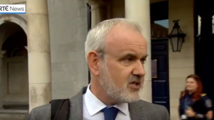"Blasphemy referendum result ""significant"" for freedom of expression - Colm O'Gorman"