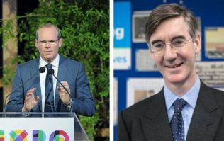 Simon Coveney blasts Jacob Rees-Mogg's suggestion that those crossing Irish border be subject to inspection