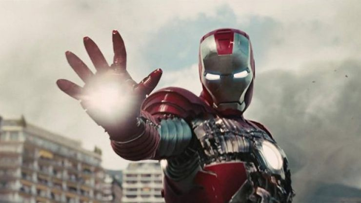 Robert Downey Jr. has teased a return to his role as Iron Man