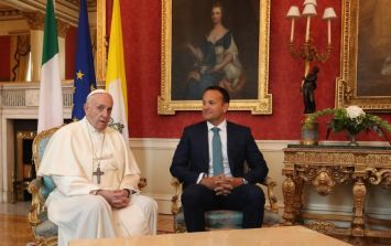 Leo Varadkar urges Pope Francis to take action as Papal Visit comes to a close