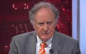 """Vincent Browne slams RTÉ's Papal Visit coverage as """"propaganda"""""""