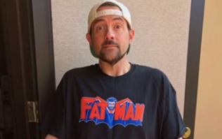 Kevin Smith in fantastic shape as he loses 51 lbs, six months after having a massive heart attack