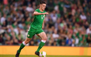 Former Ireland international Kevin Kilbane slams Declan Rice over indecision