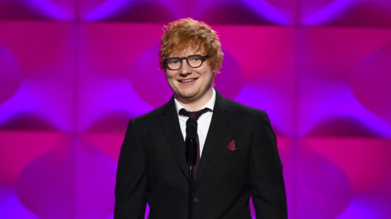 "Ed Sheeran ""confirms"" he has secretly married his childhood sweetheart Cherry Seaborn"