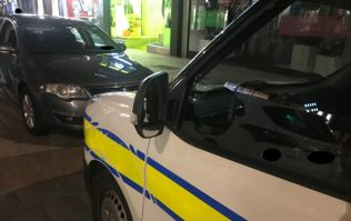 Gardaí arrest drink driver for driving up Grafton Street