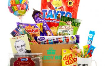"PIC: There's a brand new Irish care-package from the creator of the ""Paddy Box"""