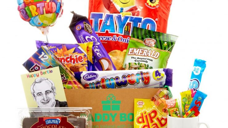 """PIC: There's a brand new Irish care-package from the creator of the """"Paddy Box"""""""