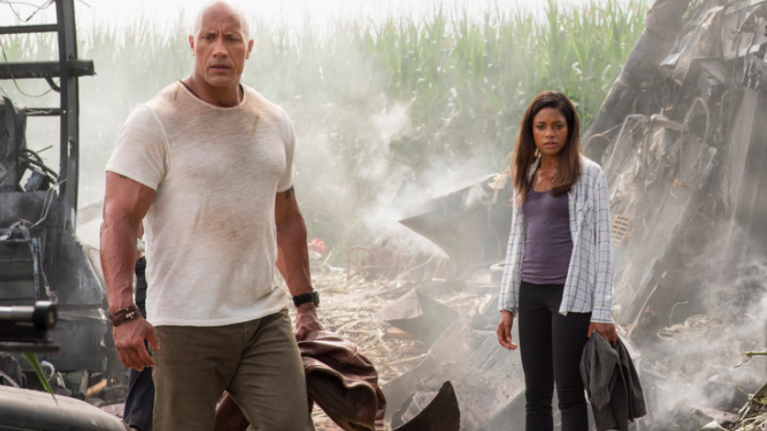 The Rock's stuntman shares his training and motivation tips