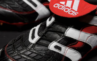Adidas has re-released iconic Predator boots and they're absolutely beautiful