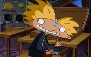 Hey Arnold! could be making a comeback