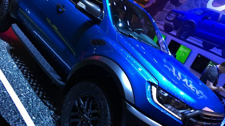 Ford becomes first ever company to launch a new car at gaming expo