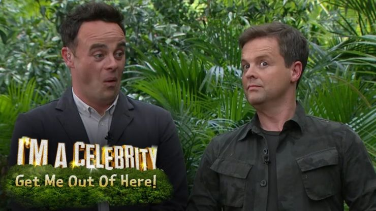 Dec will be joined by a new co-host for I'm a Celebrity after Ant drops out