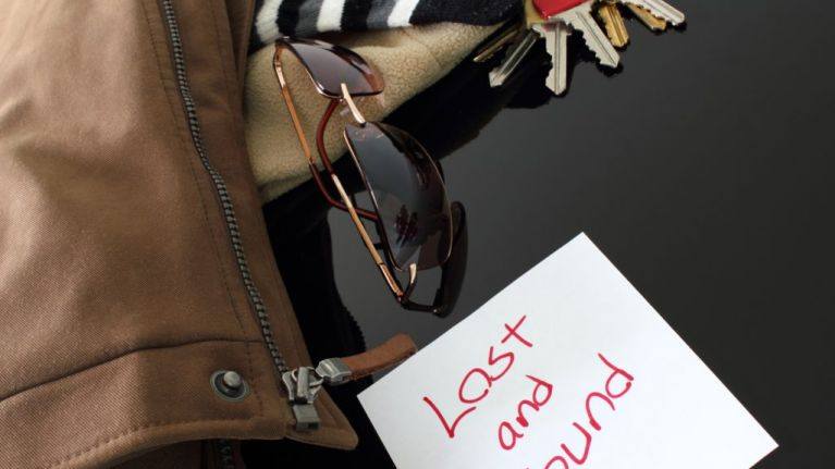 The very good reason why hotels don't send lost property back to you without your permission