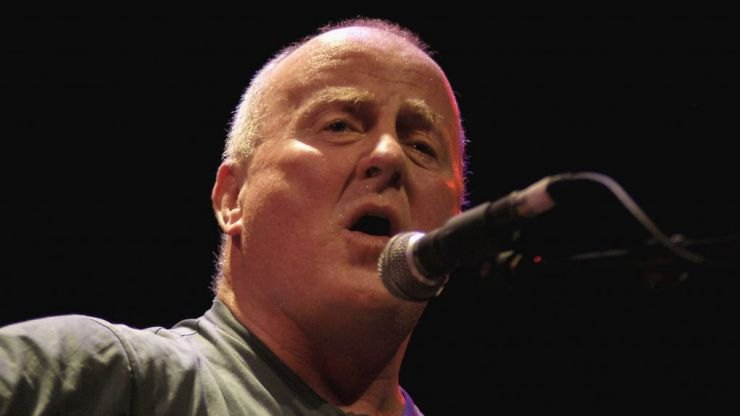 Christy Moore will be playing gigs in Louth next summer