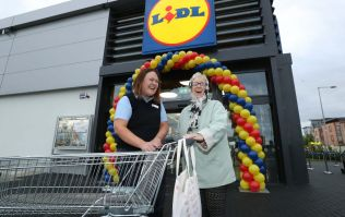 Lidl in Fortunestown has reopened following its demolition during Storm Emma