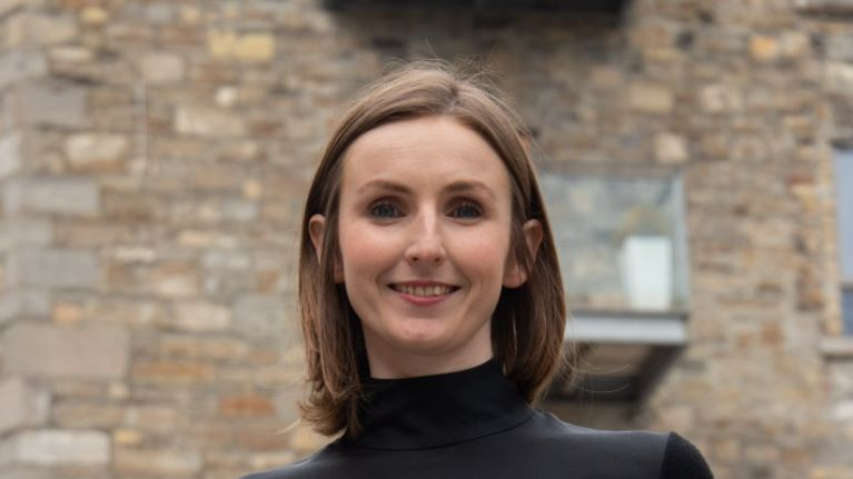 Irish entrepreneur Ciara Clancy is using technology to lead the fight against Parkinson's disease