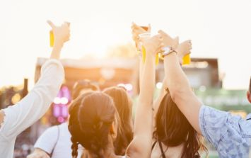 This is how much pints will cost you at Electric Picnic