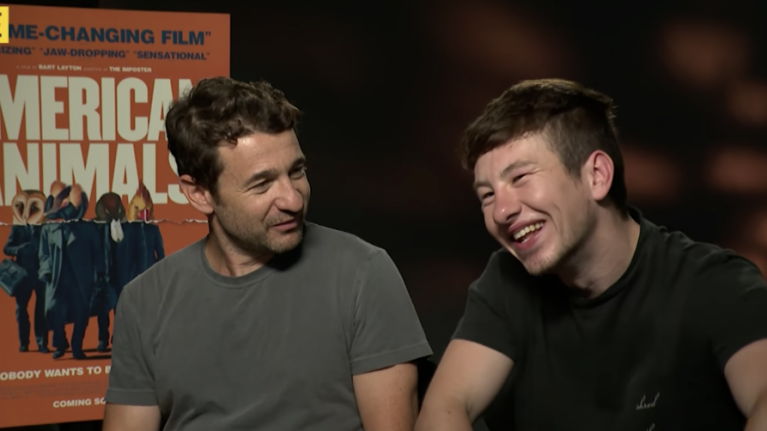 EXCLUSIVE: Barry Keoghan tells us how his own life has helped shape his acting skills