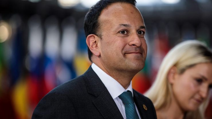 "Leo Varadkar says draft Brexit agreement is ""satisfactory"" for Ireland's national priorities"