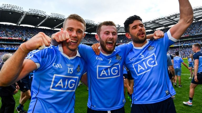 Denis Bastick highlights the fitness change that has transformed Dublin's fortunes