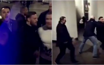 UFC fighter in bus during Conor McGregor attack is still traumatised