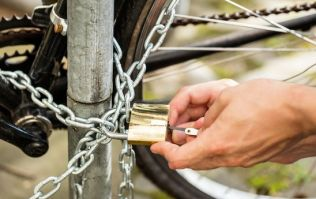 Here are the counties that have the highest amount of bike thefts