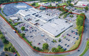 If you have a spare €86 million, you can buy this huge shopping centre in Cork