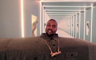 Kanye West's new video is... something else entirely