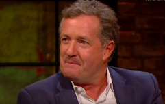 There was a strong reaction to Piers Morgan's appearance on the Late Late Show