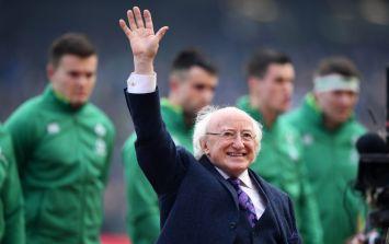 Social democrats back Michael D. Higgins for second presidency term