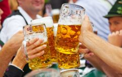 There's a really cool Oktoberfest taking place in Westport this weekend