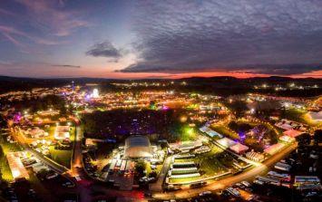 PICS: Drone photo of Dua Lipa's set at Electric Picnic is just magical