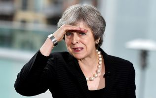 WATCH: Theresa May dances her way on stage to 'Dancing Queen' at Tory party conference