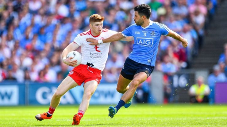 Twitter reacts to a topsy-turvy first half of the All-Ireland final