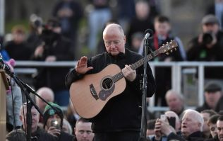 Christy Moore will headline Live at the Marquee in Cork next summer