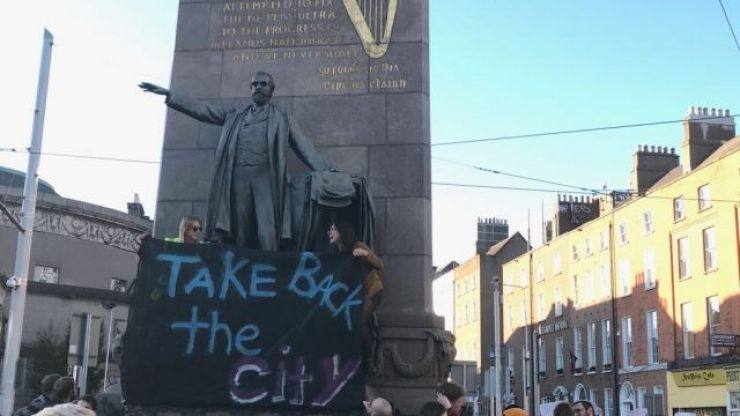 Response to housing crisis protests suggests many Irish people hate their own
