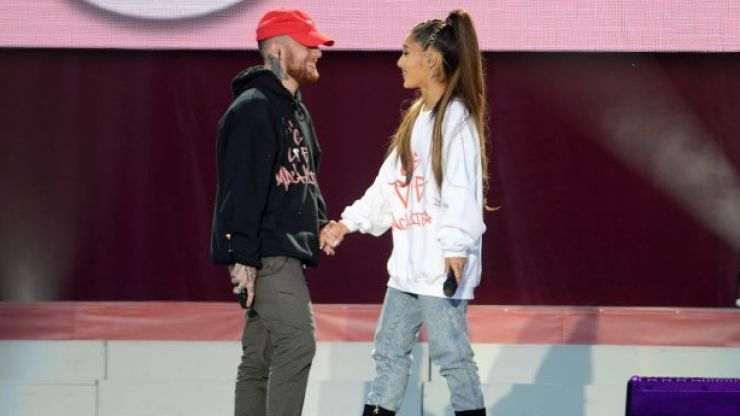 There has been a seriously strong reaction to Ariana Grande's song 'Ghostin' off her new album
